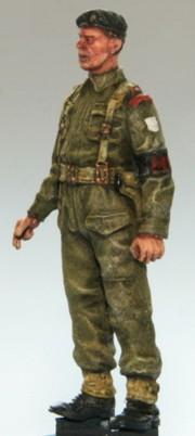 Britský policista z II.sv.války