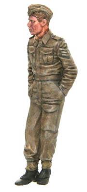 Britský seržant z II.sv.války