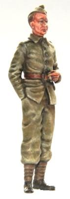 Francouzský voják z II.sv.války