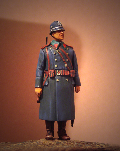 Strážmistr četnictva, RČS 1930 - 1939