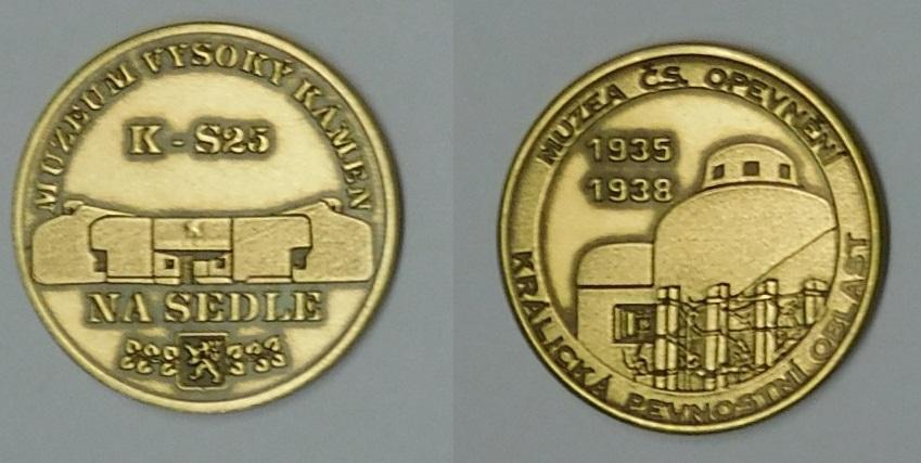 Medaile K S-25