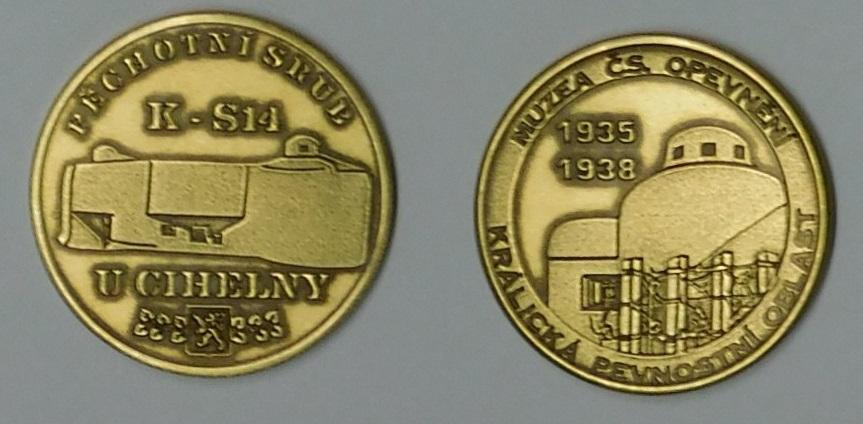 Medaile K S-14