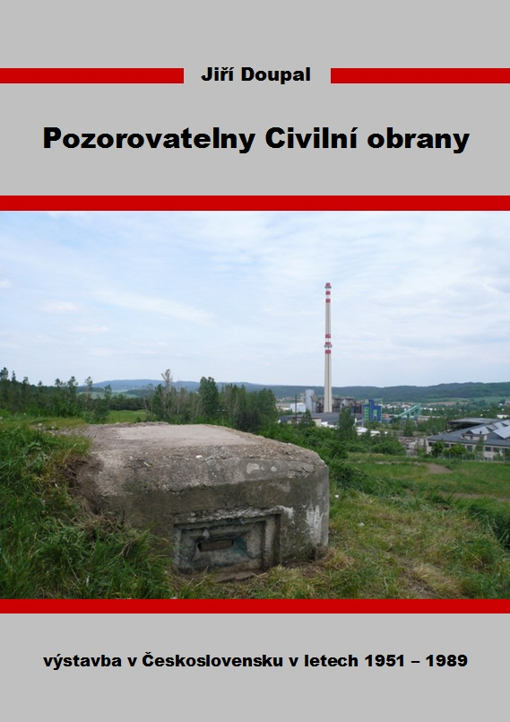 BMH 5: Pozorovatelny Civilní obrany. Výstavba v Československu v letech 1951-1989