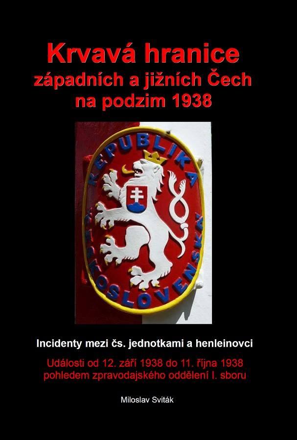 Krvavá hranice západních a jižních Čech na podzim 1938