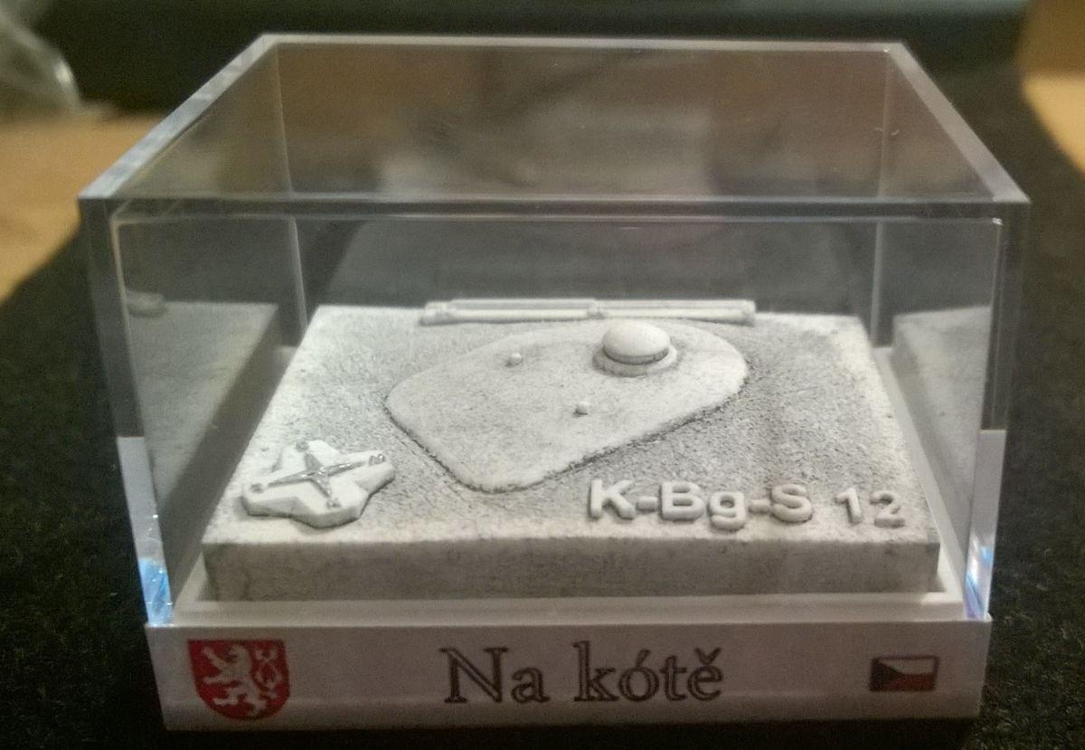 K-Bg-S 12 Na kótě