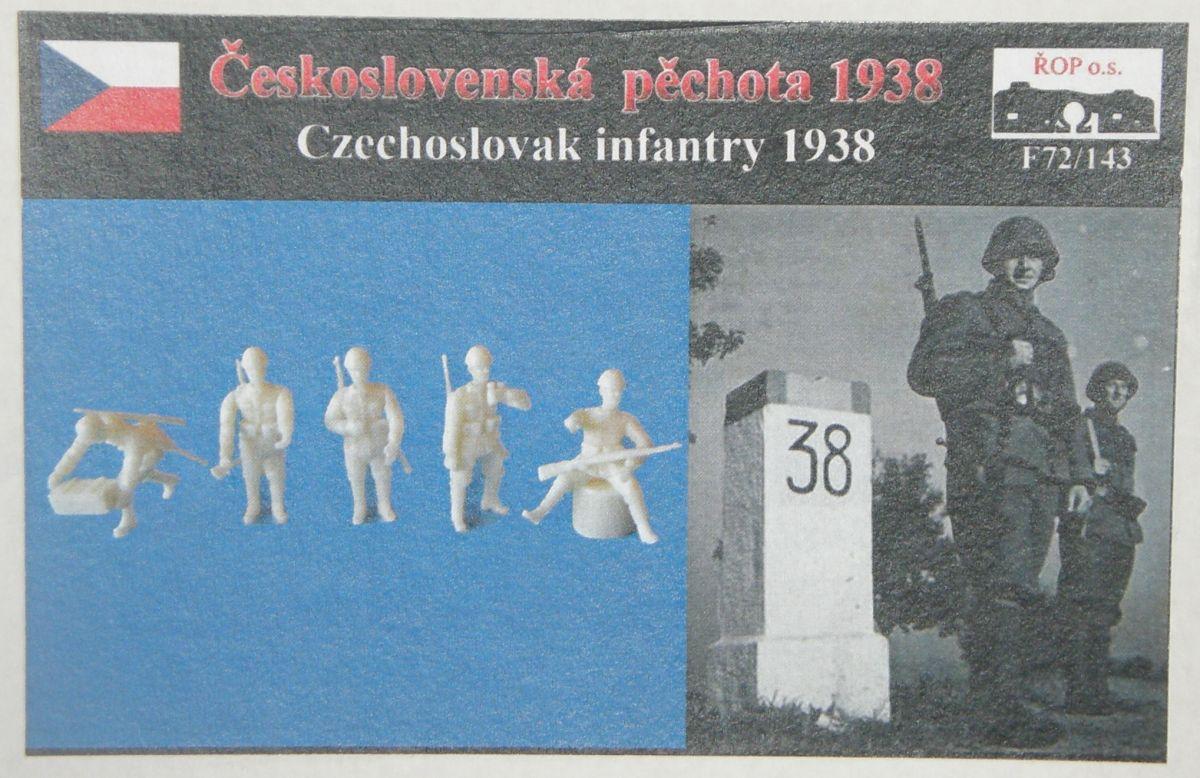 československá pěchota
