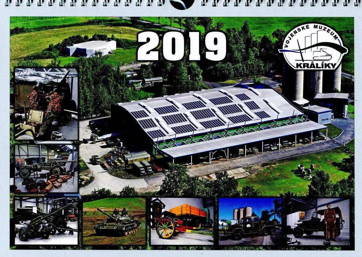 Kalendář VMK