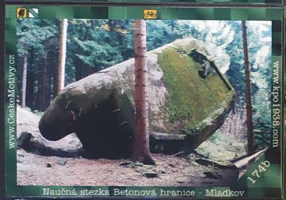 České motivy č. 174b