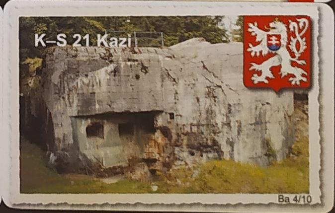 K-S 21 Kazi - současný stav