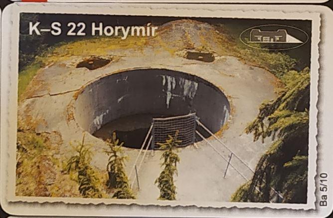 K-S 22 Horymír - současný stav