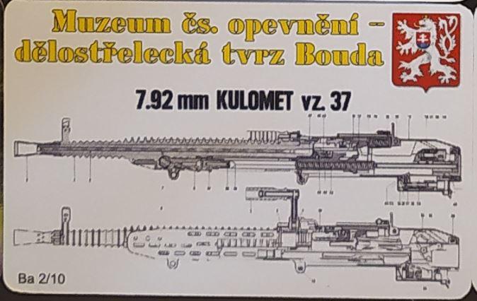 7,92 mm kulomet vz. 37