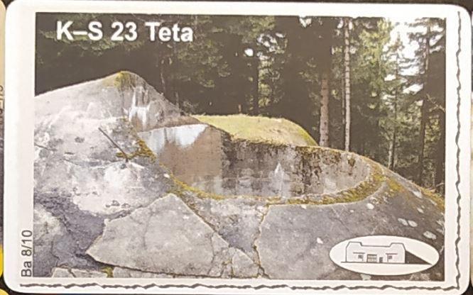 K-S 23 Teta - současný stav