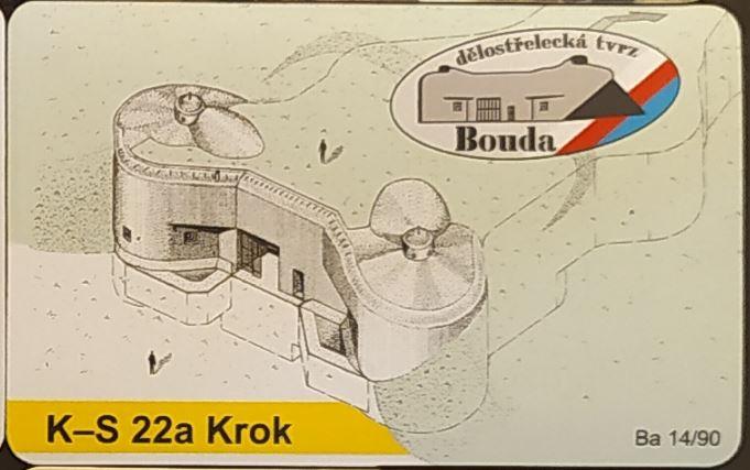 K-S 22a Krok - kresba