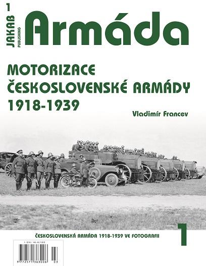 Motorizace československé armády 1918-1939