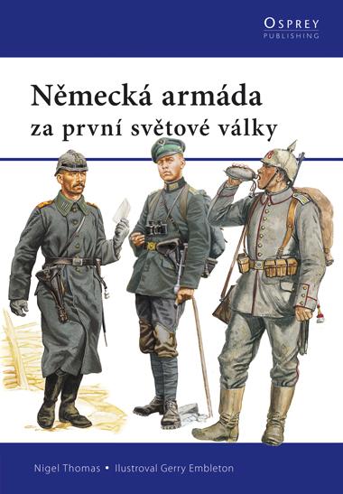 Německá armáda za 1.světové války